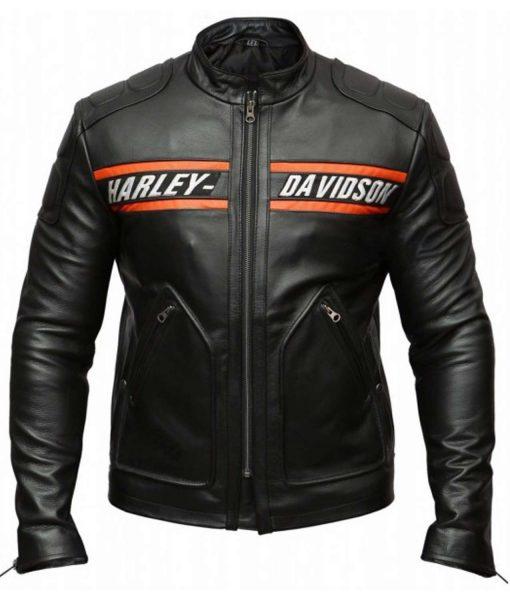 Bill Goldberg Harley Davidson Jacket WWE